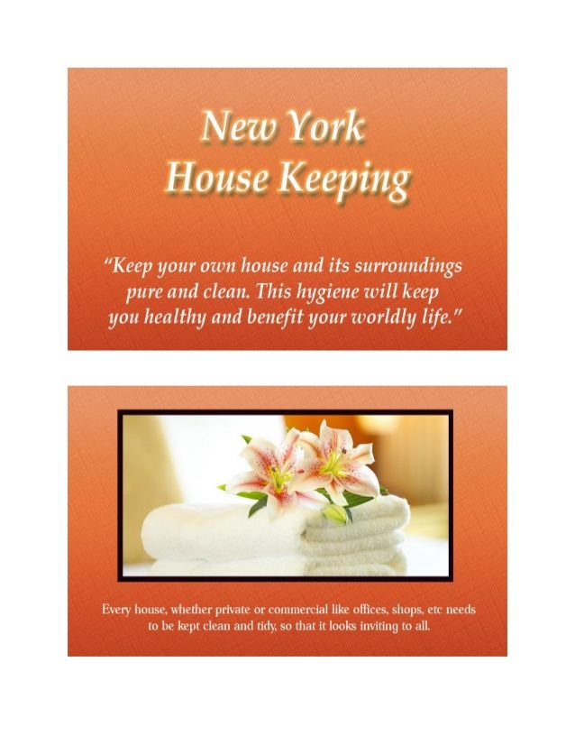 New York Housekeeping is in a position to supply domestic candidates from across the world together with European nation, the Philippines, Brazil, Portugal, South America, Spain, France, Malaysia, Australia, Arabic speaking candidates and Japanese. New York State housekeeping continually has shown wonderful presentation and discretion. They usually give verbal references and bear a background check for his or her workers and Police Check.