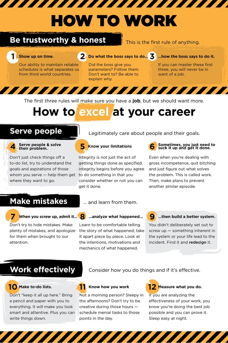 Exceptional One Philosophy On Work And How To Excel At Your Career. How To Get A