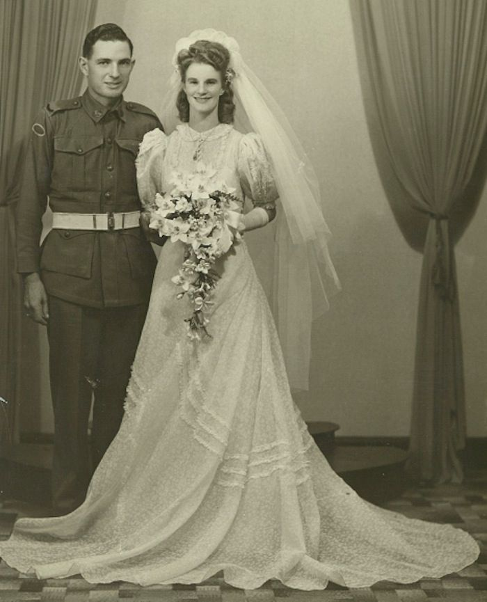 Vintage Wedding Dresses Birmingham: 289 Best Images About 1940s Weddings On Pinterest