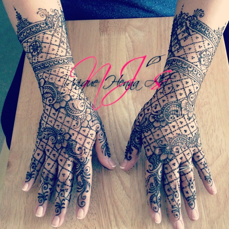 Henna Tattoo Toronto : Best bridal henna by nj s unique art toronto