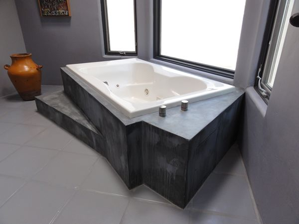 20 Best Tucson Bathroom Concrete Designs Images On