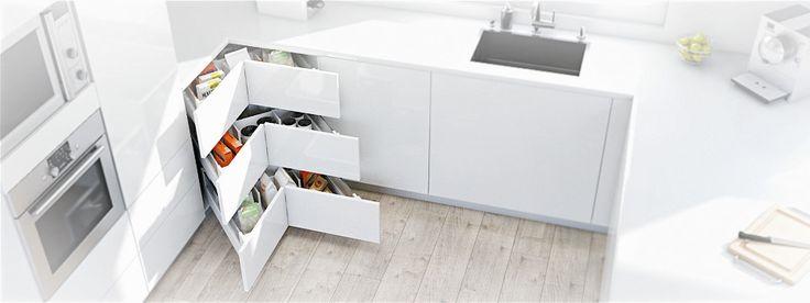 La solution id ale pour le coin de la cuisine le meuble for Meuble de coin cuisine