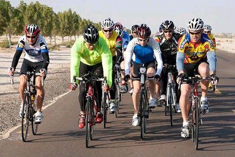 Cycling in Dubai Adventure Guide #Dubai #stepbystep