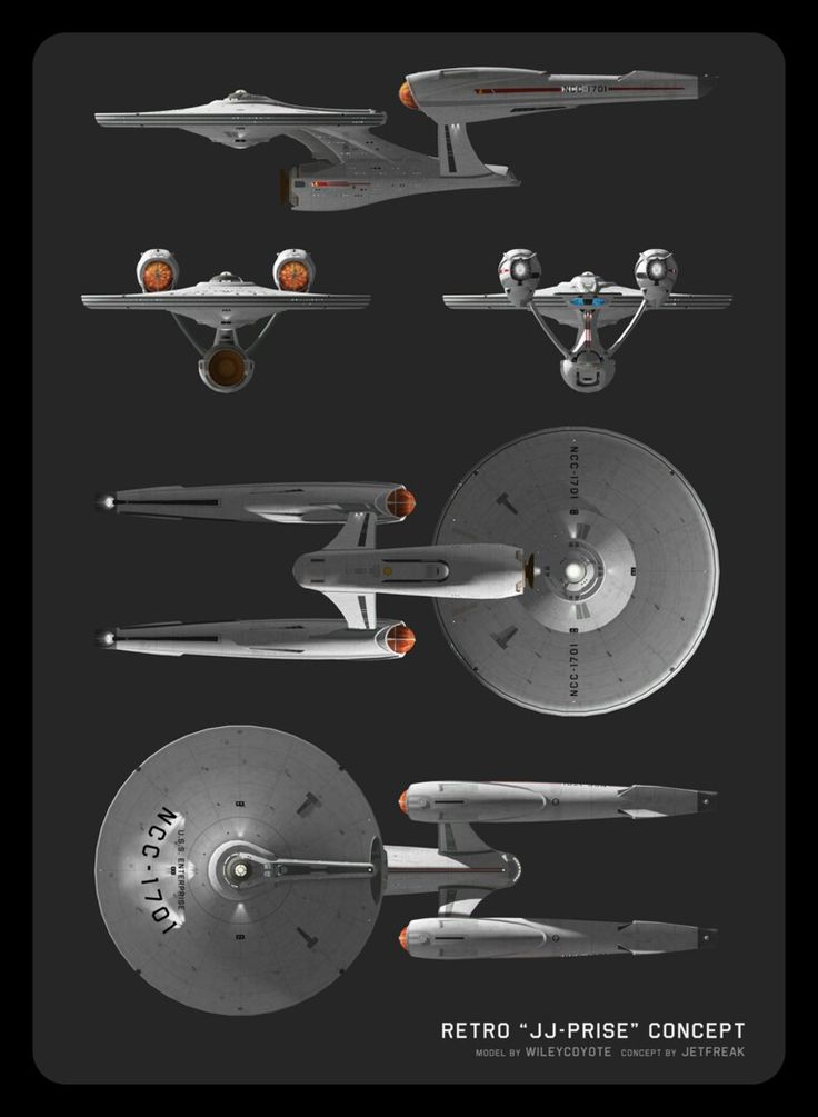 USS Enterprise...