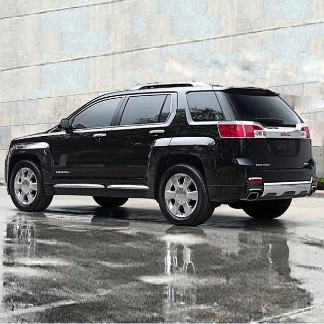 Buick Suv Small: 11 Best 2014 GMC Terrain Images On Pinterest
