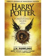 """Bog: """"Harry Potter og det forbandede barn"""""""