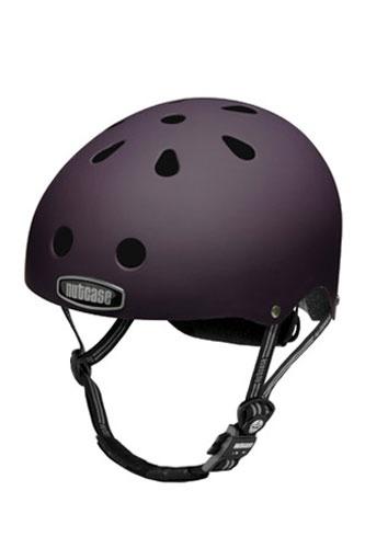 Nutcase Purple Heart Helmet