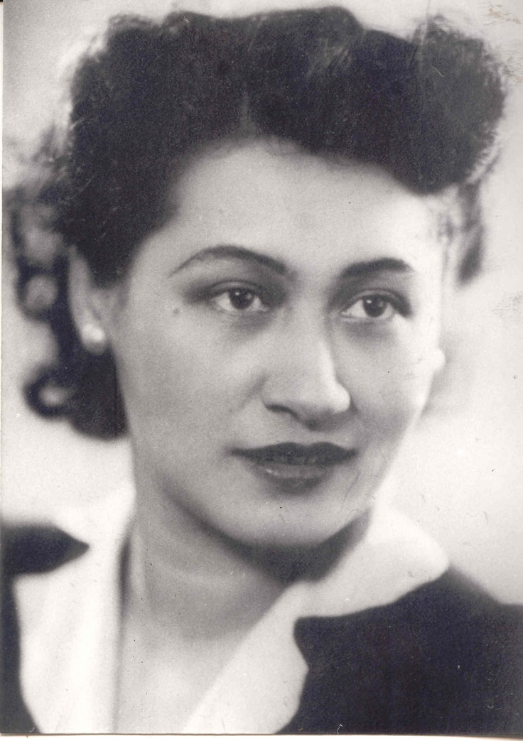 Lin Scholte (1921-1997)