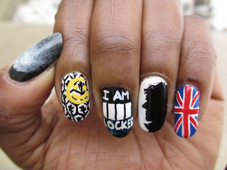 SHERLOCKED: BBC's Sherlock Nails