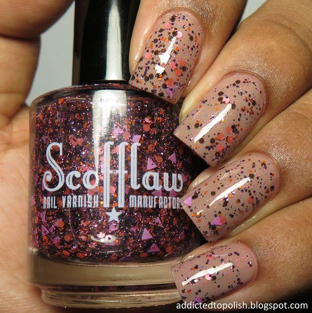 10 best Scofflaw Nail Varnish