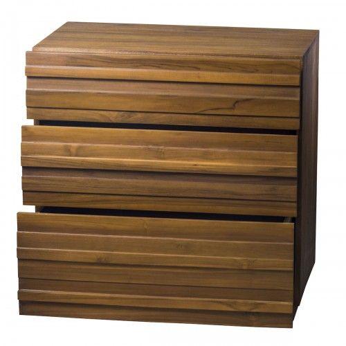 Sibayak | lemari laci kayu jati furniture modern interior rumah kafe design