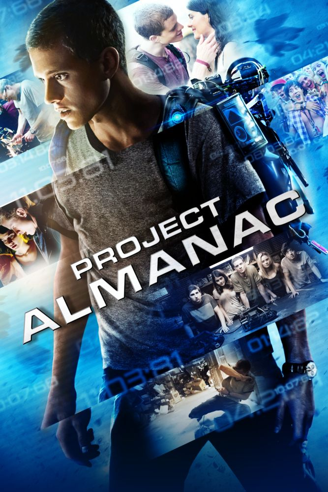 Project Almanac~ it's a good watch but it's done with a handheld camera so that was kind of annoying