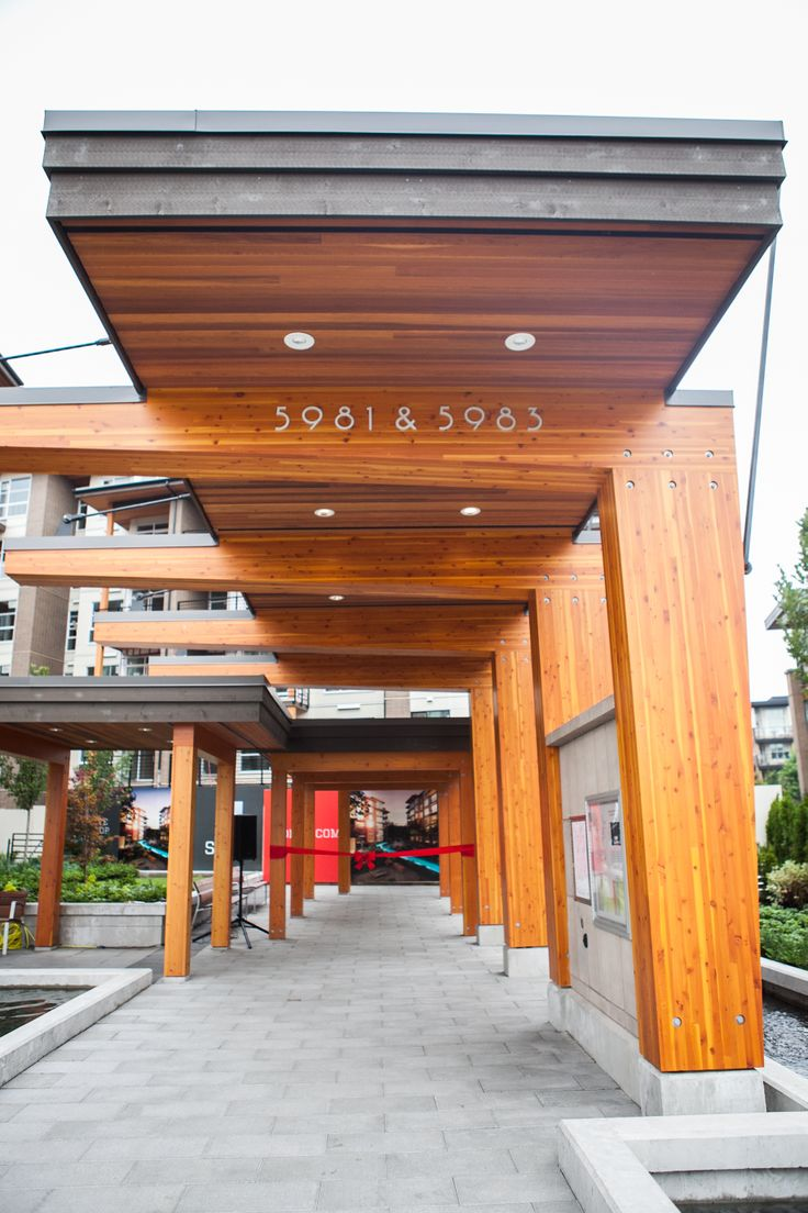 Grand Opening Ceremony - Entry way at Sail   | Sept 6th, 2013