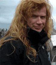 Dave - Dave Mustaine Fan Art (29124547) - Fanpop