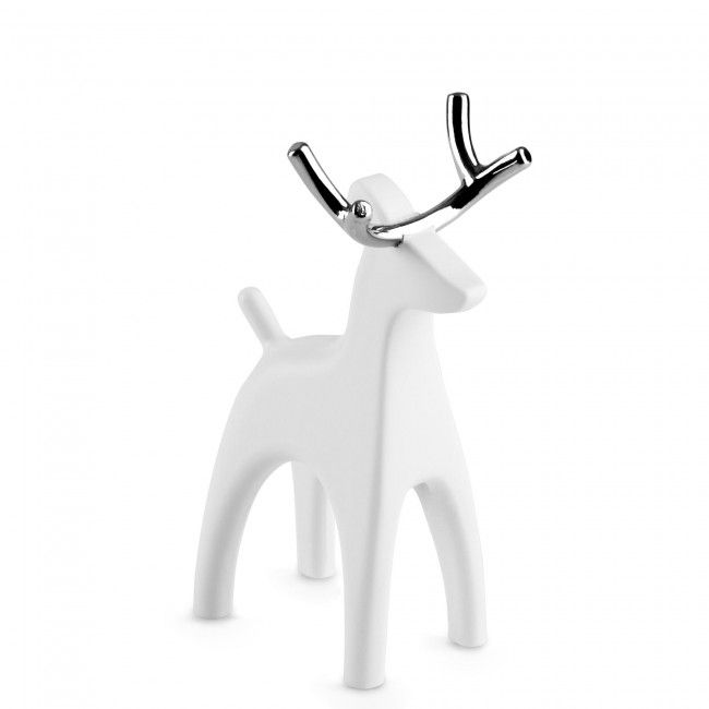 Store your jewellery on this fun Umbra Anigram Ring Holder.