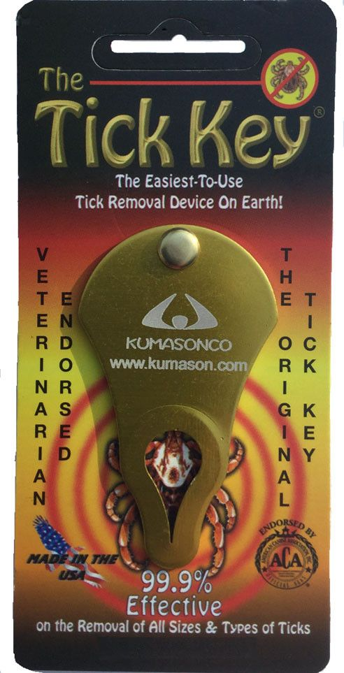 Tick Removal Key