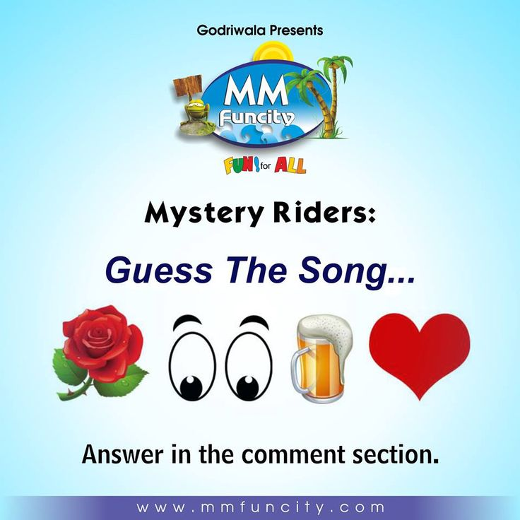 #MysteryRiders  Guess the song. Answer in the comment section.