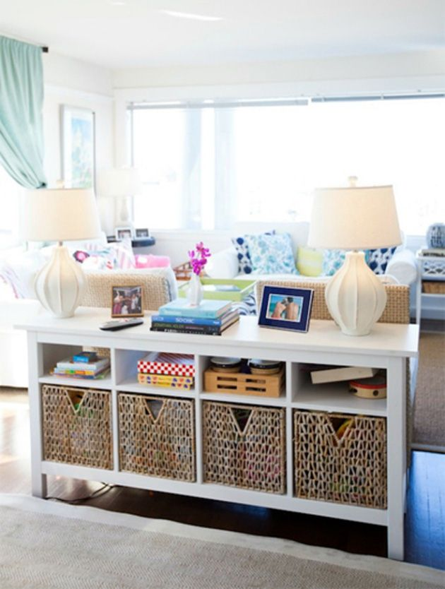 Living Room: Playroom Toy Organization Style At Home: Mary Of Le Cart SF /  Photography By Michelle Drewes
