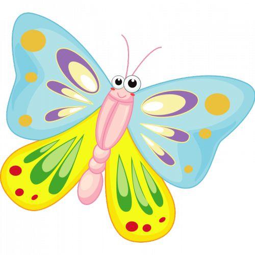 Le papillon veut se marier
