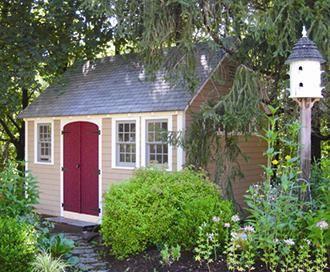 Sheds : Find Garden, Storage, Tool And Potting Shed Ideas Online