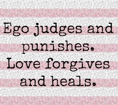 Ego vs love