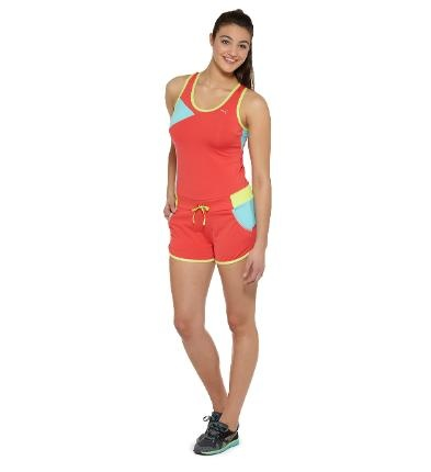 Geared for long distance but not short on style, the Faas One-Piece is made to stand out from the pack. It