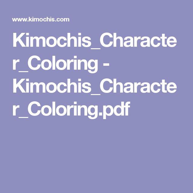 Kimochis_Character_Coloring - Kimochis_Character_Coloring.pdf