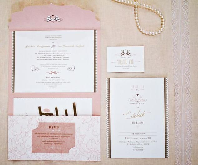 Wedding Invitation by Le Paperville at Bridestory.com  #wedding #wedding-ideas #wedding-inspiration #wedding-invitation #bridestory