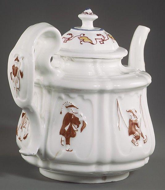 Vezzi factory se refiere al estilo de for Porcelana italiana