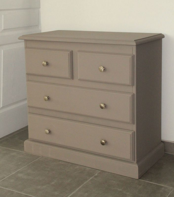 Commode taupe tendance