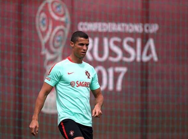 Cristiano Ronaldo Is Angry, But He Will Stay – Real President Perez