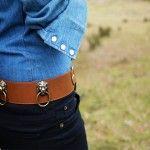 Honestly...WTF: DIY door knocker belt