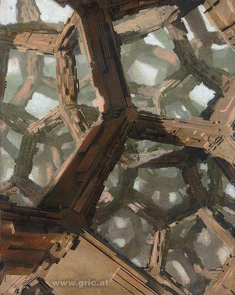 PETER GRIC | Artificial Space II | Künstlicher Raum II
