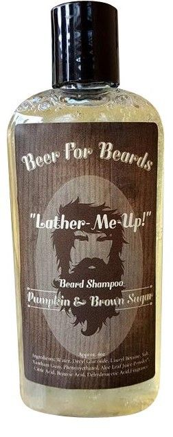 "Beard Shampoo """"Lather Me Up"""""