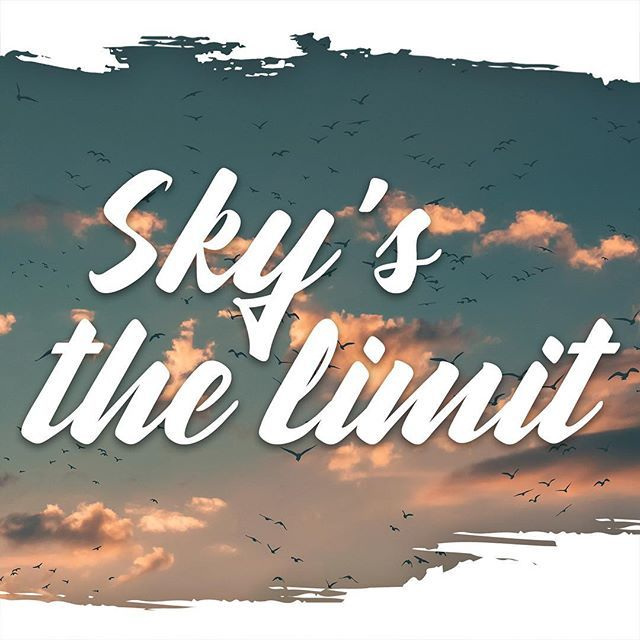 Sky is the limit. - Inkinity, new hand-lettering font. Download link in bio. - - - #goodtype #typography #type #art #font #typeface #typespire #lettering #calligraphy #handlettering #typetopia #artoftype #letteringco #customtype #typematters #thedailytype #inspiration #design #TYxCA #typeverything #typegang #calligritype #brushcalligraphy #moderncalligraphy #handmadefont #handstyle #typespot  #typographyinspired #designspiration #typedaily @handmadefont @typedaily @typeriot