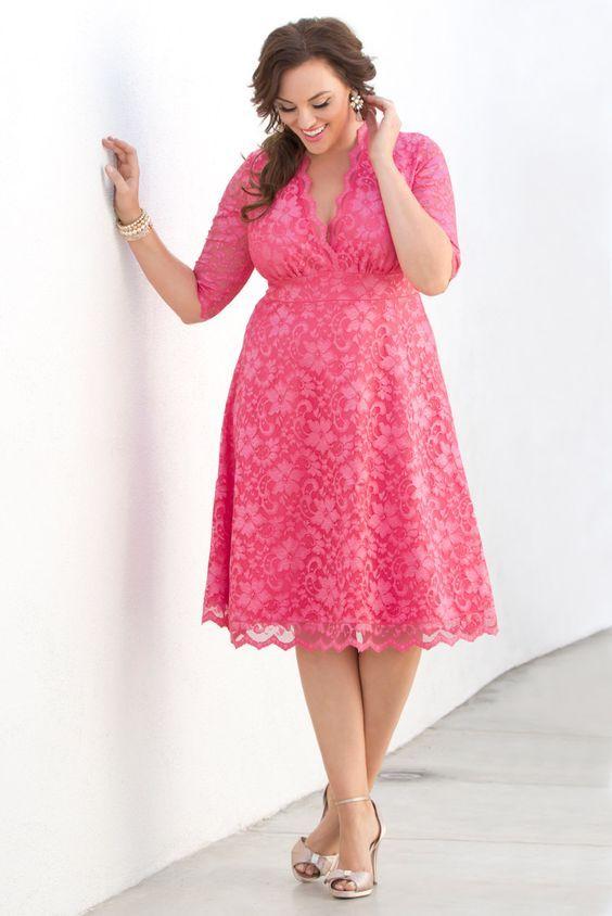 4879 best Kat Style (Dresses&Skirts) images on Pinterest | Curvy ...
