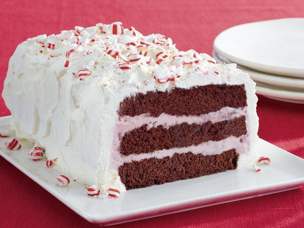 Peppermint Ice Cream Cakes | Recipe | Devil, Frozen and Cakes