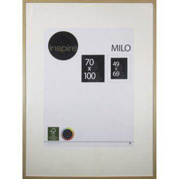 Cadre Milo, 70 x 100 cm, chêne clair | Leroy Merlin