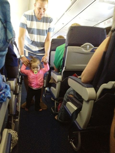 Tips For Traveling With A One-Year-Old | Eat Drink Eat