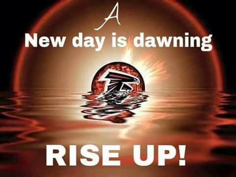 Game day!! Rise Up!