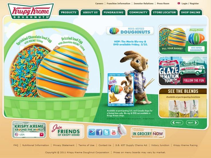 Web Design Easter