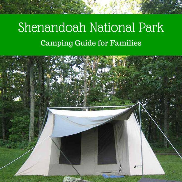 Camping In Shenandoah National Park