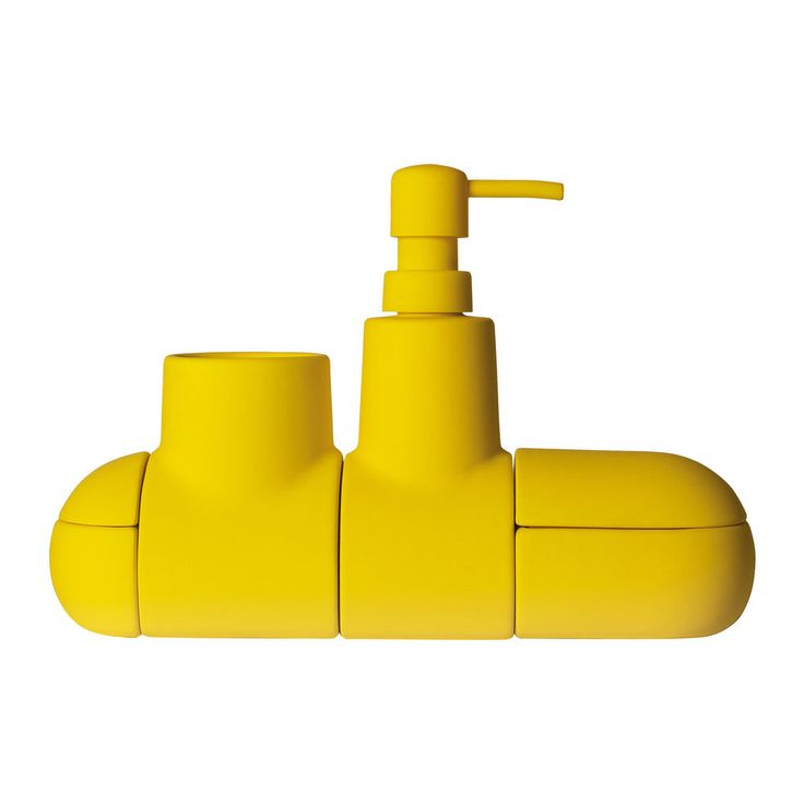 Add Unique Style To Your Bathroom With This Submarino Accessory From Seletti Crafted