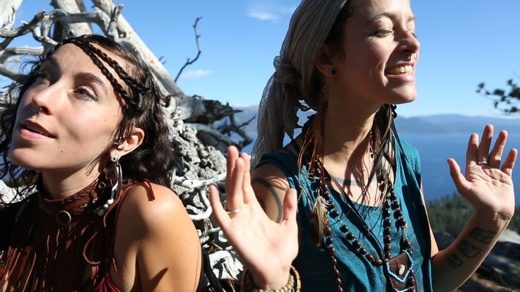 This and anything else Rising Appalachia is very earthy hippy vibey...