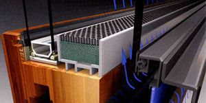 Ventanas inteligentes con ventilación y recuperación de calor pasiva