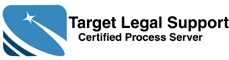 Target Legal Support Services is a registered California process server company.