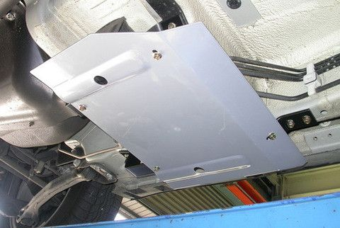 Revo Performance Pte Ltd — Grand Vitara Charcole Canister Bash Plate