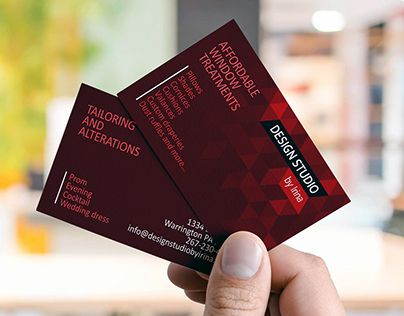 "Check out new work on my @Behance portfolio: ""Business card design"" http://be.net/gallery/48937735/Business-card-design"