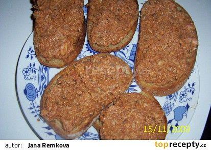 Pomazánka od Hildy recept - TopRecepty.cz