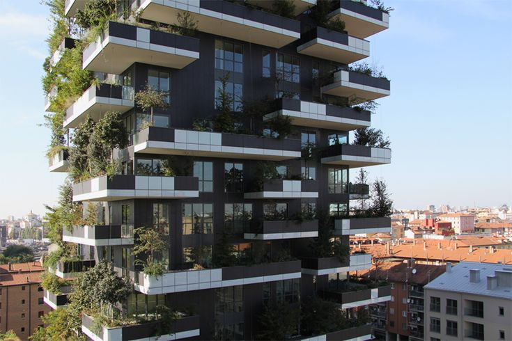 bosco verticale by stefano boeri greens milan's skyline